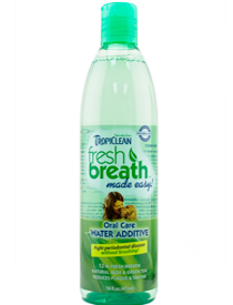 TropiClean Fresh Breath for Canine &#038; Feline Teeth